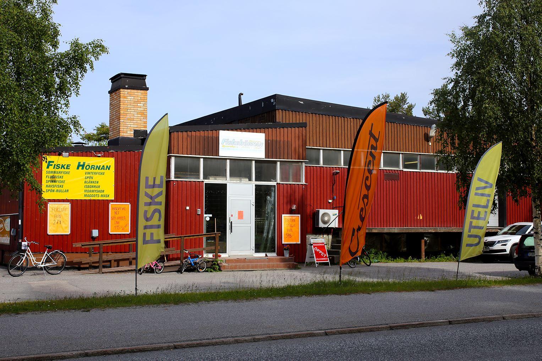 Anna Edvall,  © Linjalen, Fiskehörnan
