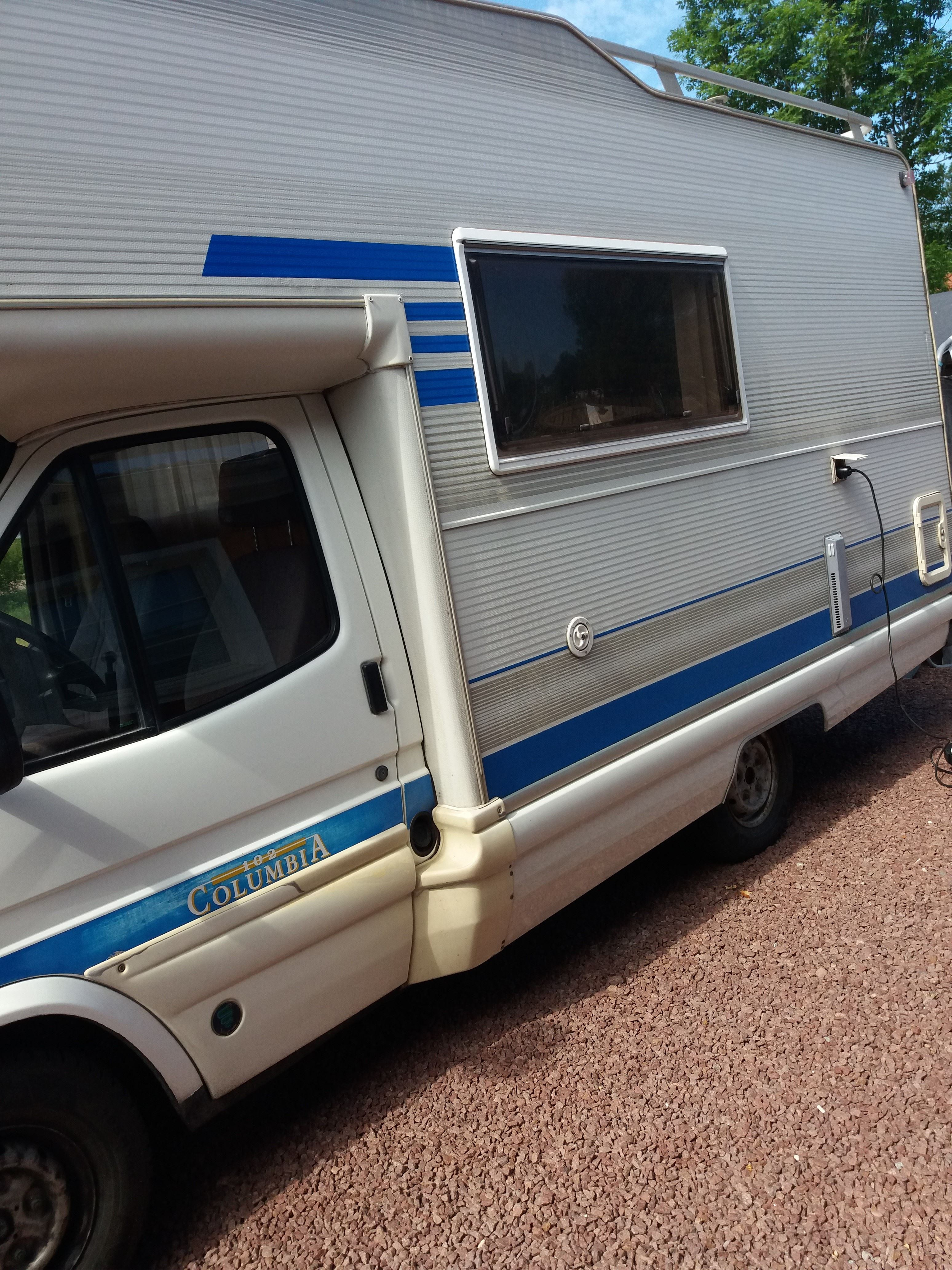 Steda Caravan and Camper