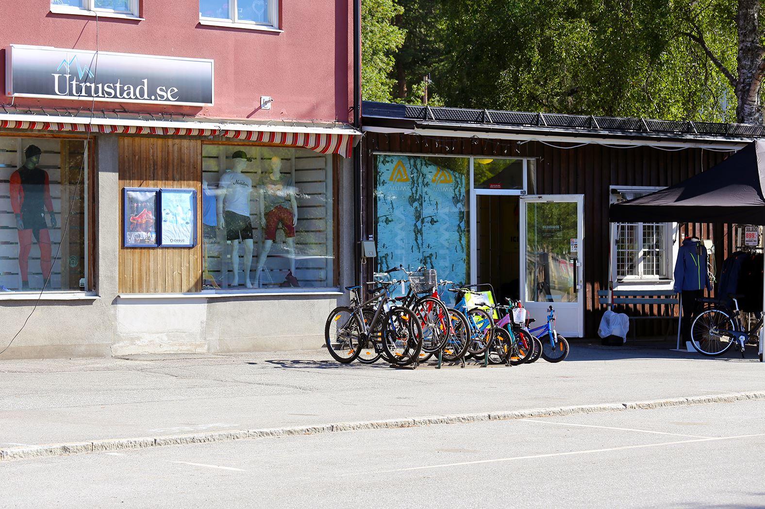 Anna Edvall,  © Linjalen, Sport- och friluftsbutik