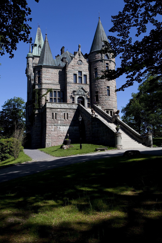 Teleborgs Schloss