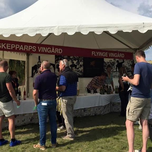 Vinfestival på Österlen (Skepparp)