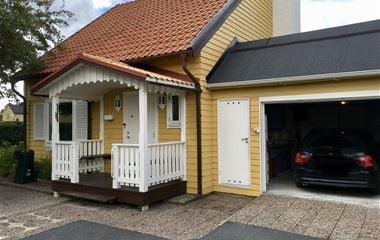 HV065 Hus i centrala Östersund