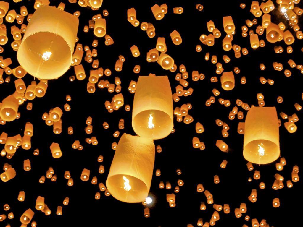 Promenade des lucioles
