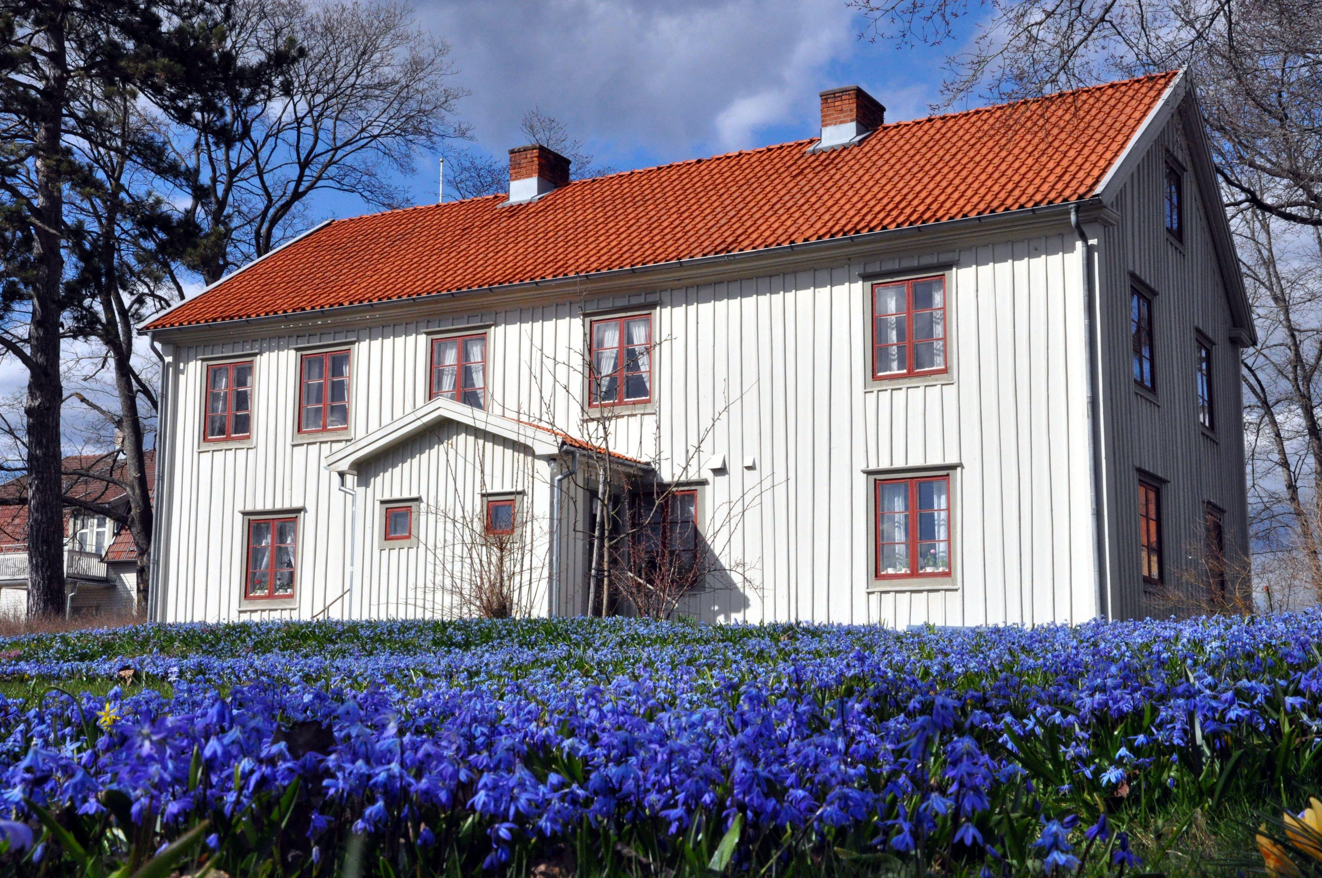 Per-Olof Persson, Sensommarfest på Olssonska gården