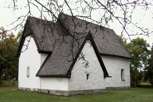 Vederslöv old church