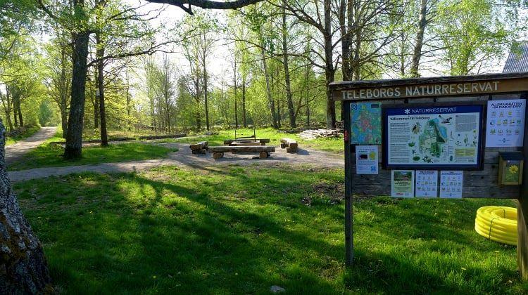 Nature reserve Teleborg