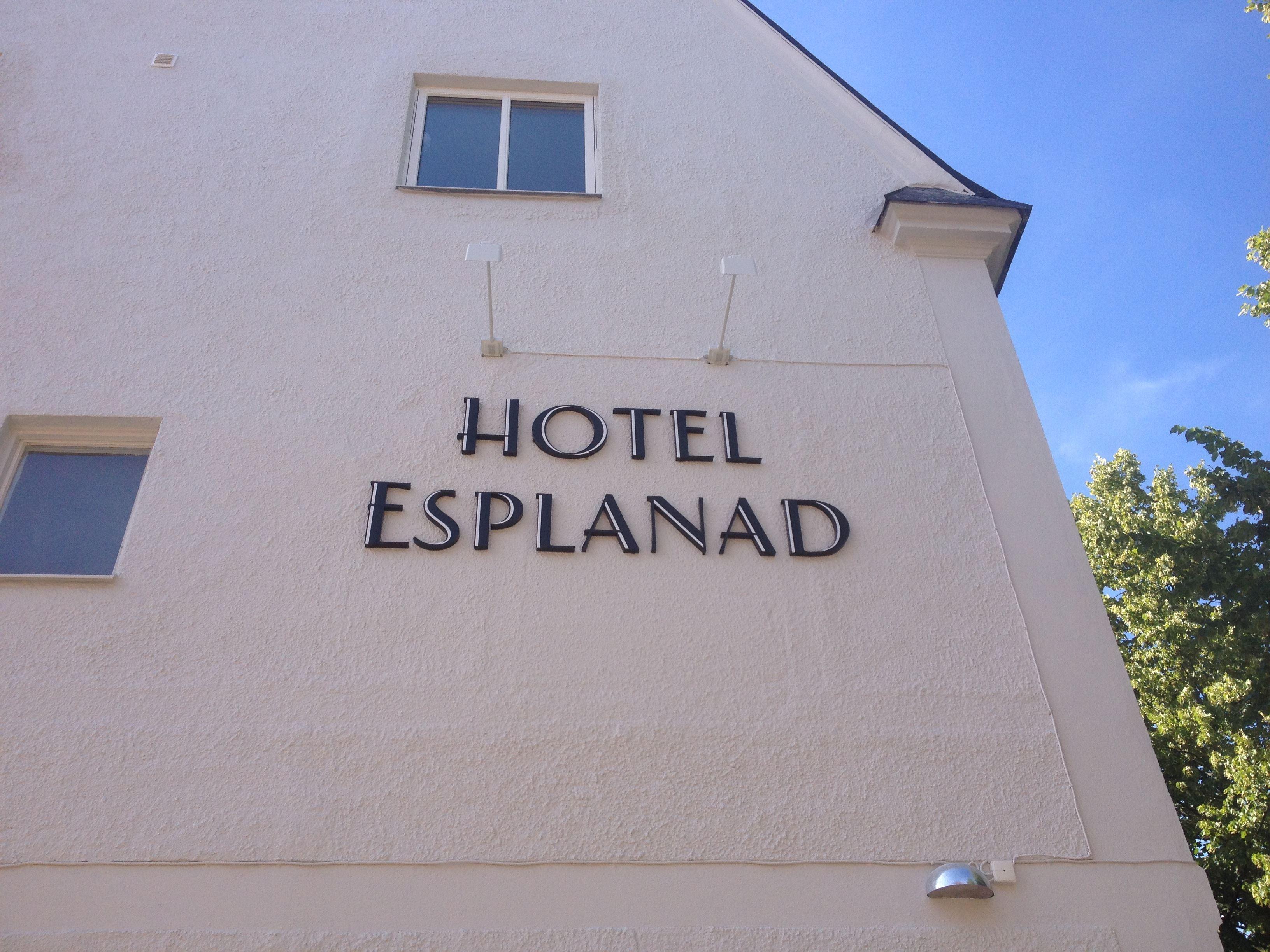 Hotell Esplanad