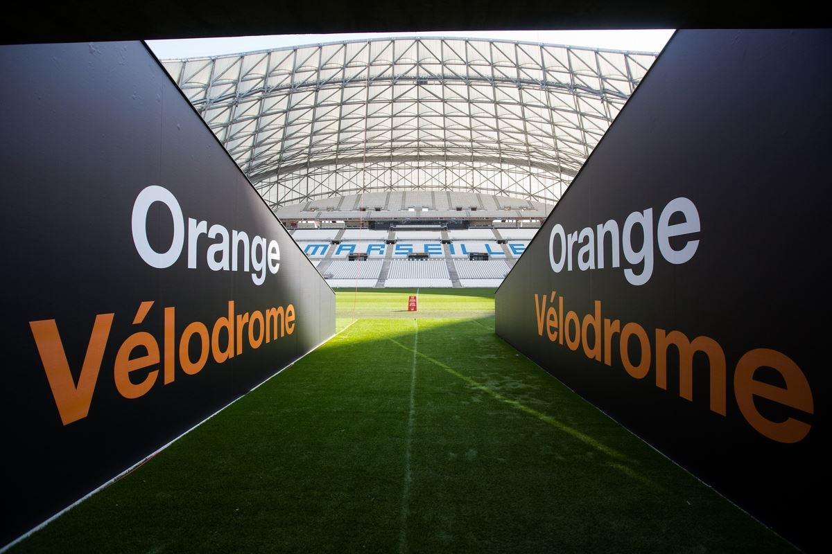 Visite Orange Vélodrome - Parcours VIP