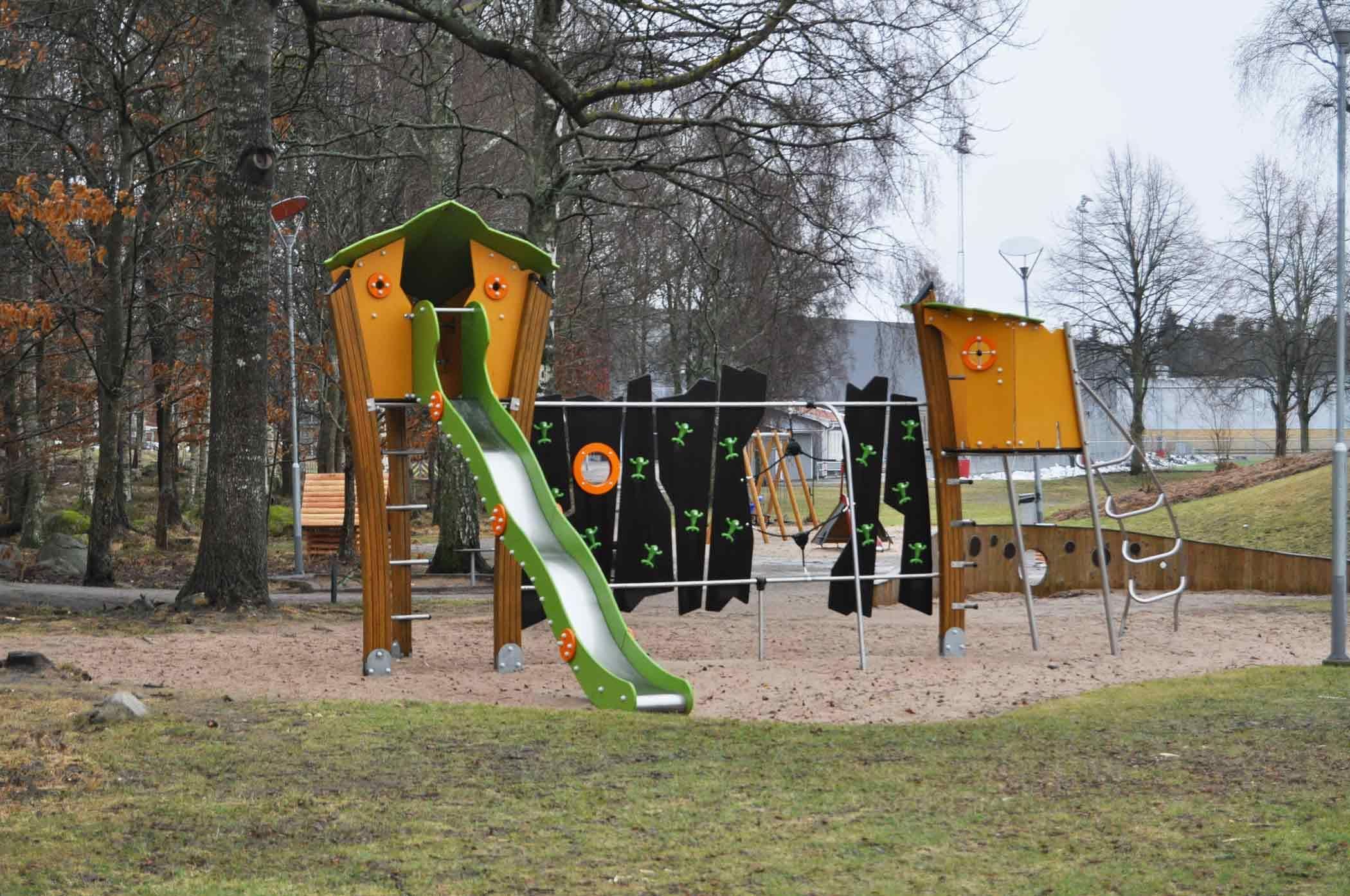 Playground: Arabyparken