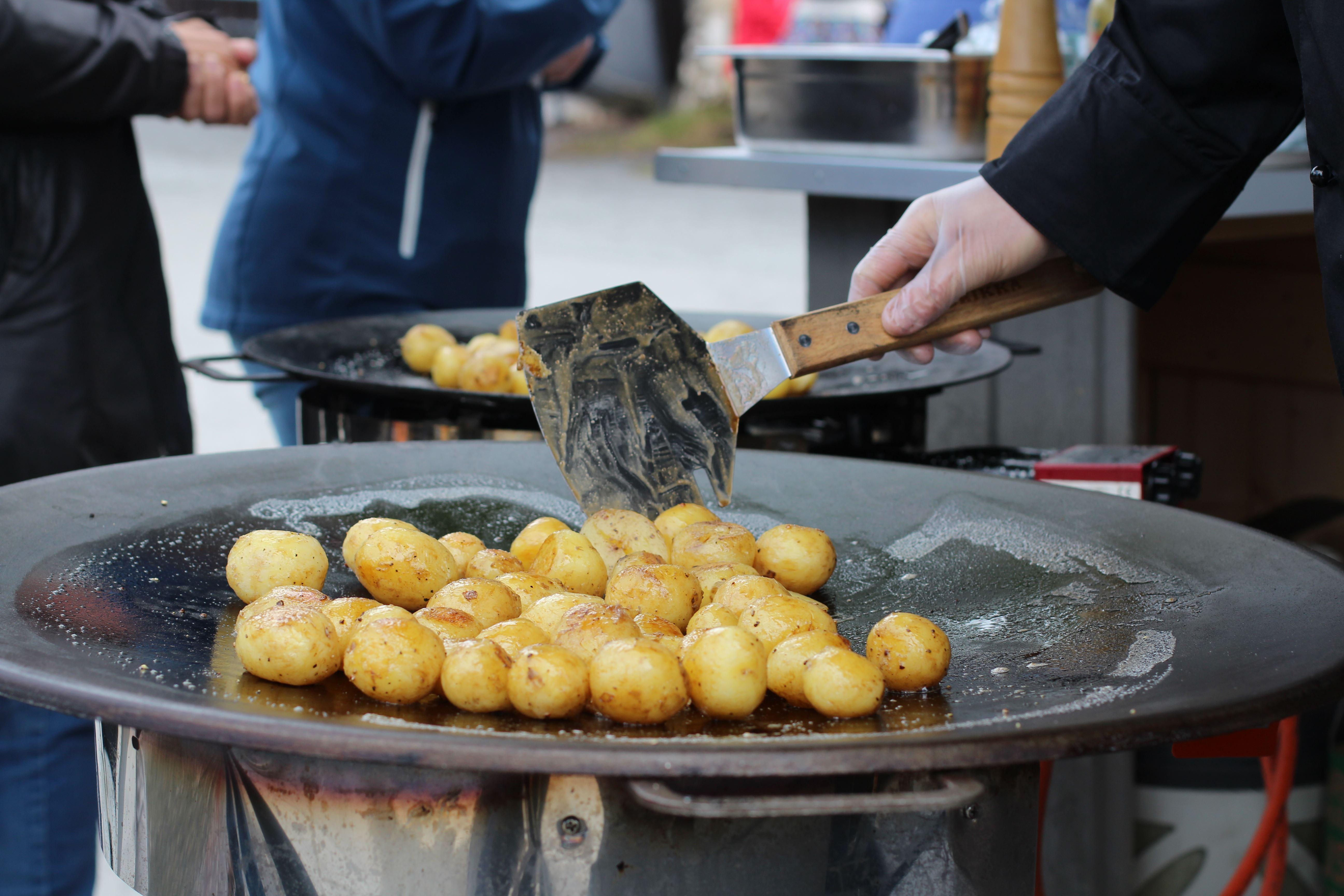 Popup-restaurang med SB Mat och turism på Hotell Toppen