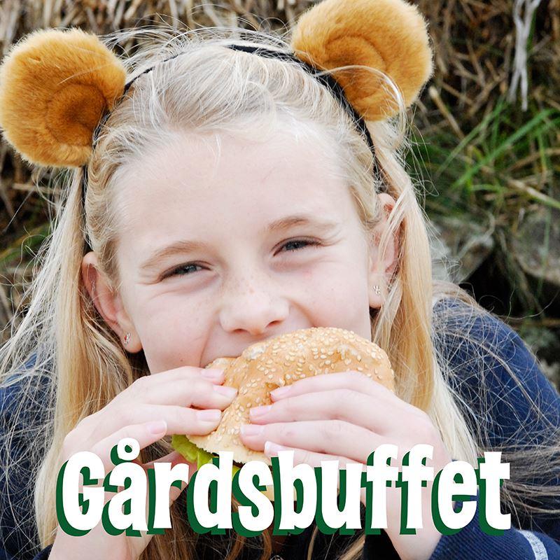 Dagskort med Gårdsbuffet