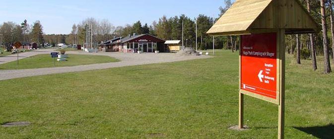 Haga Park Camping & Stugor / Camping