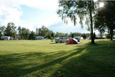 Haga Park Camping & Stugor/Camping