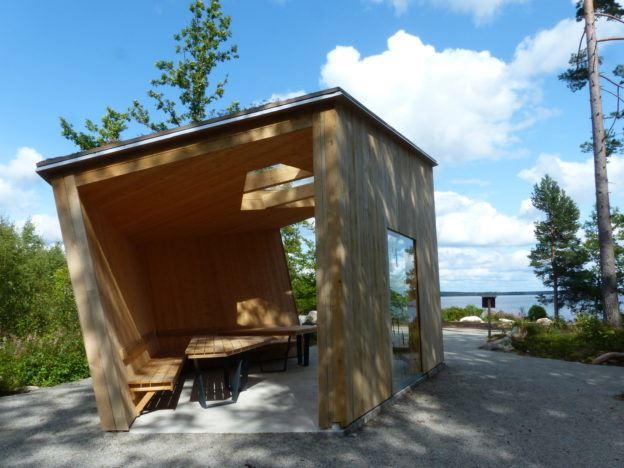 Gunilla Lindbladh, Der Nationalpark Åsnen
