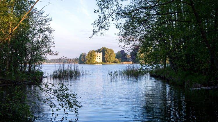 Tobias Ivarsson, Bergkvara slottsruin - Schlossruine Bergkvara