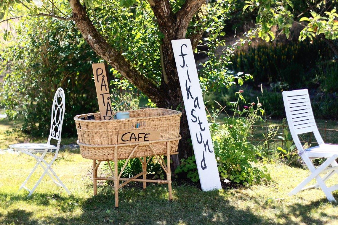 Idyllens gårdsbutik och lantcafé