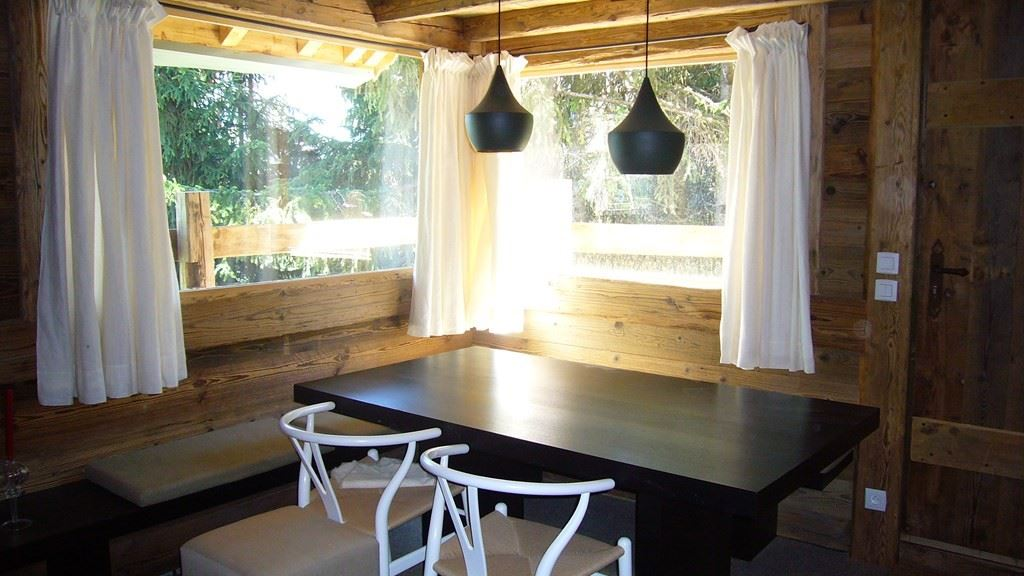 5 rooms, 8 people / Chalet Le Bélier (mountain of charm)