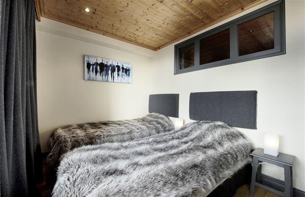 4 rooms 6 people ski-in ski-out / FORET DU PRAZ 609 (mountain of dream)