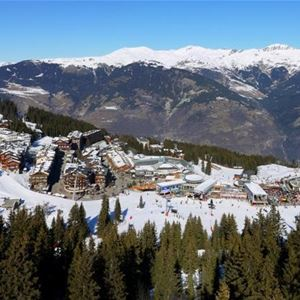 4 rooms 6 people ski-in ski-out / FORET DU PRAZ 609 (mountain of dream)
