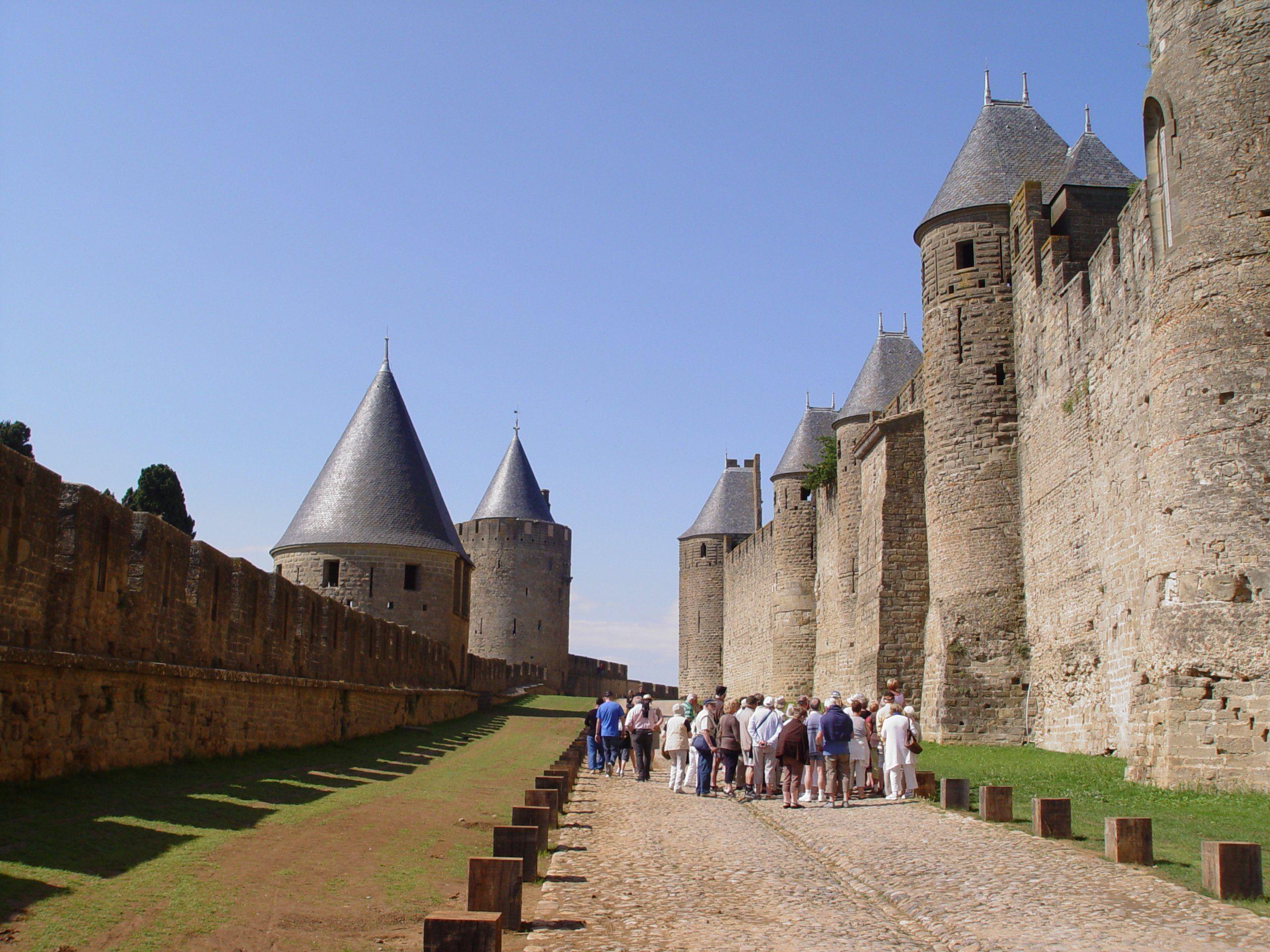 Visita guiada - Ciudad Medieval - Visita Clásica histórica - 1h15 - Francés