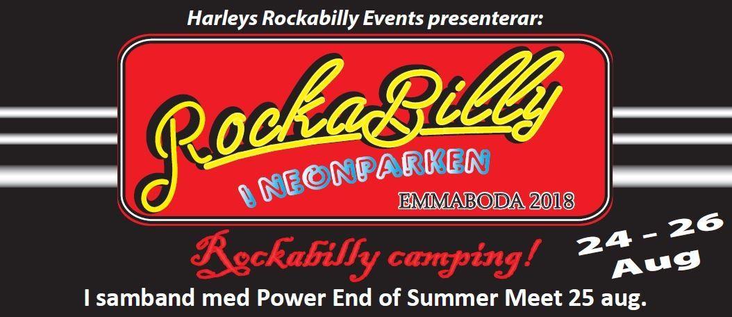 Rockabilly i Neonparken