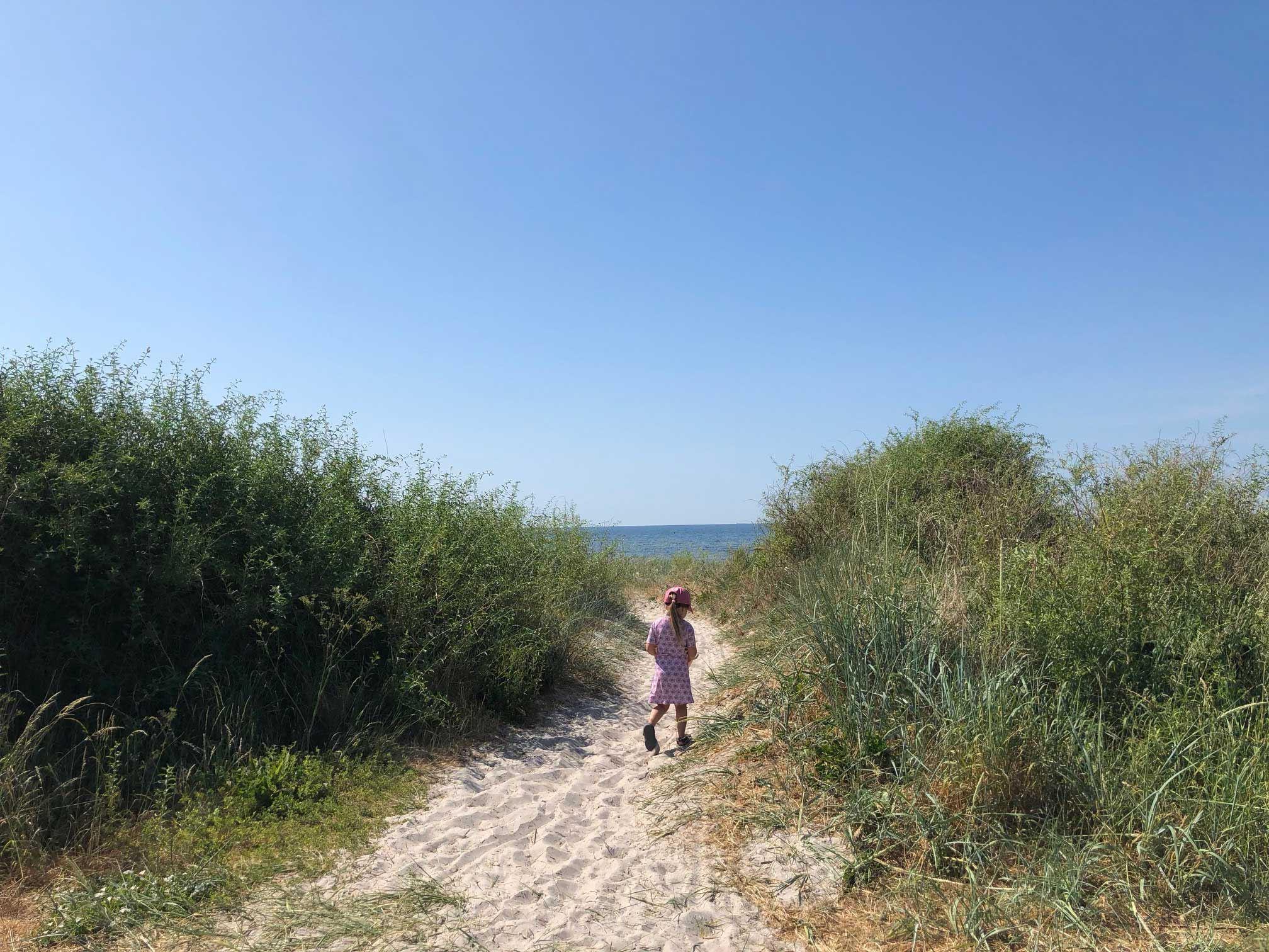 Äspö beach