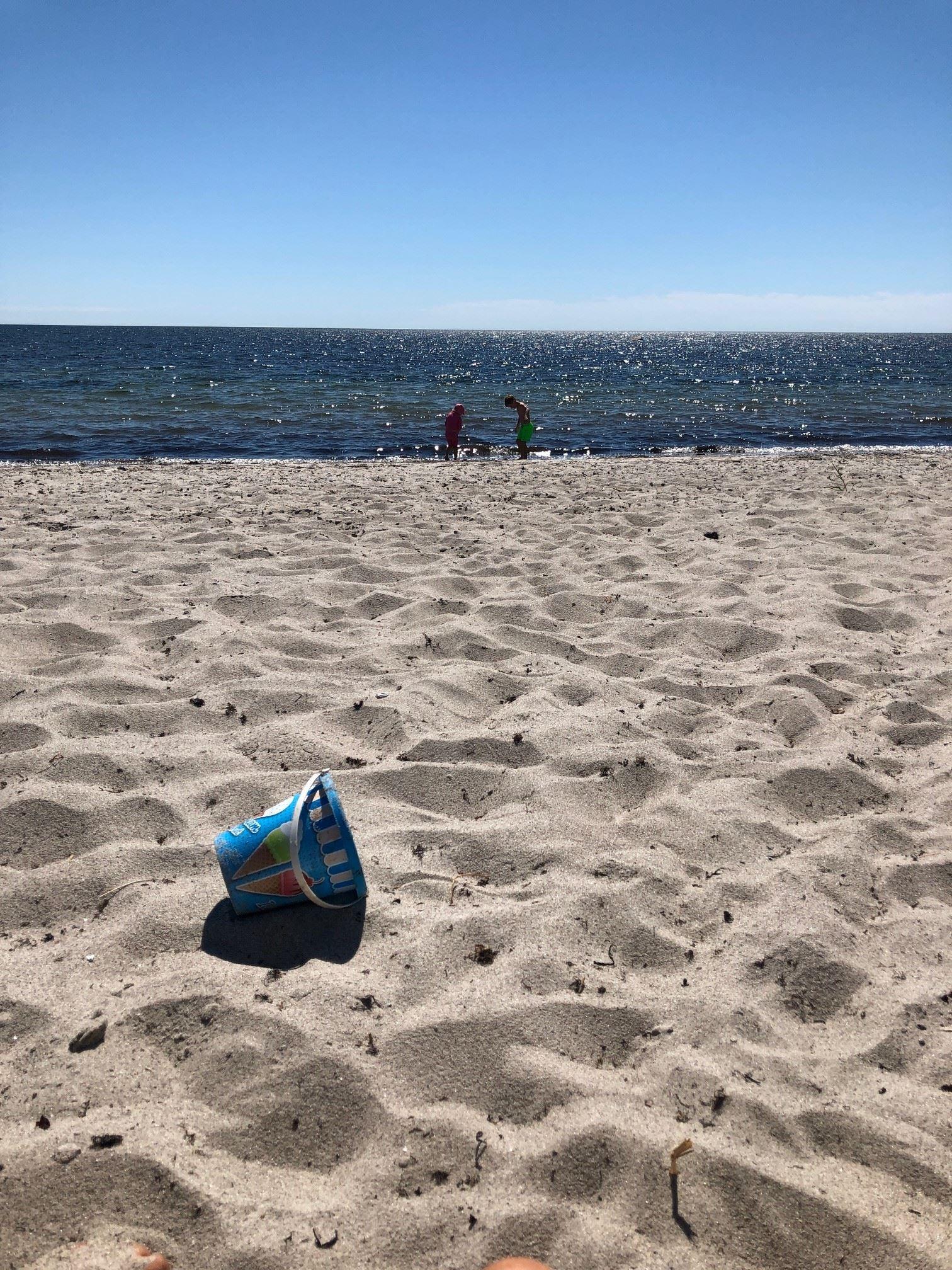 Östra stranden beach