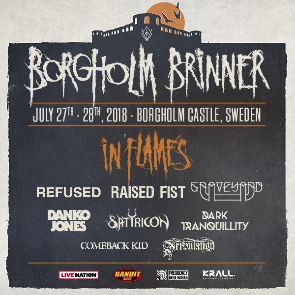 Borgholm brinner!