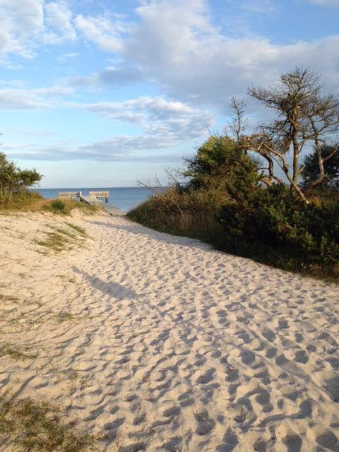 Pärlan beach