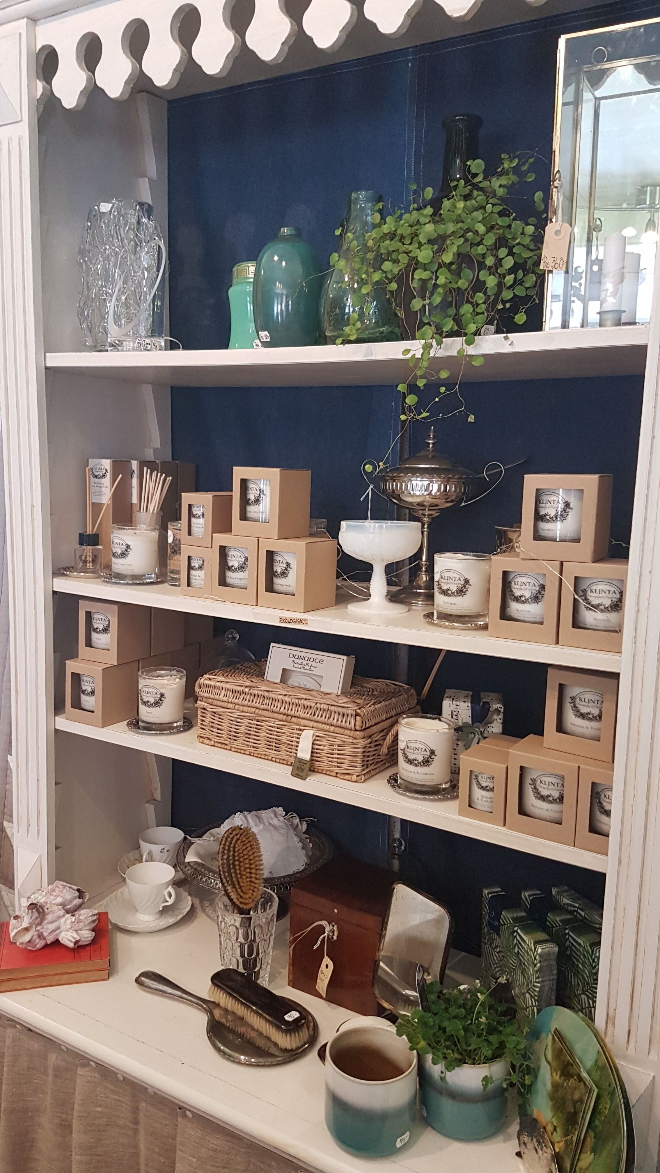 Tannåker - butik för sakletare (Altes und Neues)