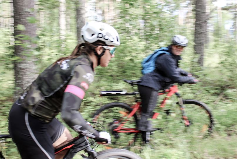 Foto: Frösö IF,  © Copy:Visit Östersund, Try cycling the SM-track Frösö Park on Sunday, July 22, 2018