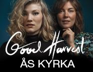 Foto: Krokom kommun,  © Copy:Visit Östersund, GOOD HARVEST concert at Ås church