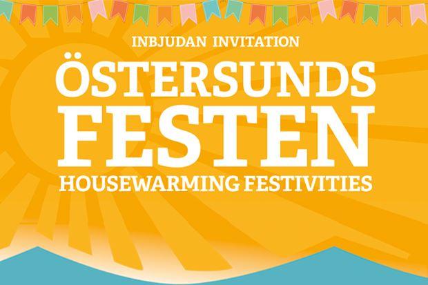 © Östersunds kommun, Östersundsfesten 2018