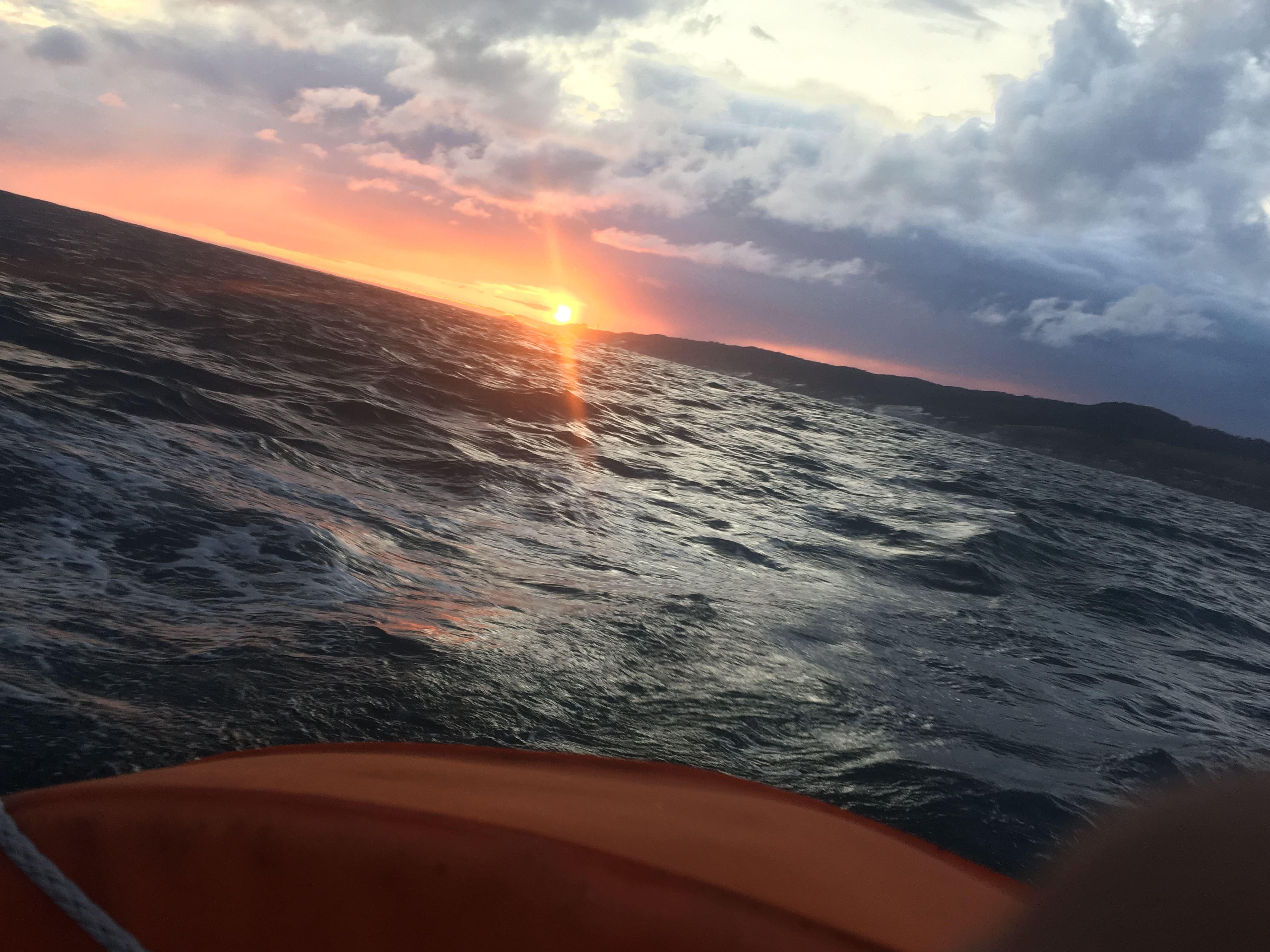 Sortie Soirée en voilier