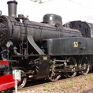 Järnvägsmuséet, Bruksdag i Axmar bruk
