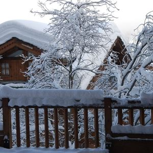 5 rooms 6 people ski-in ski-out / ROND POINT DES PISTES 219 (mountain of charm)