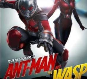 Elokuvateatteri: Ant-Man and The Wasp