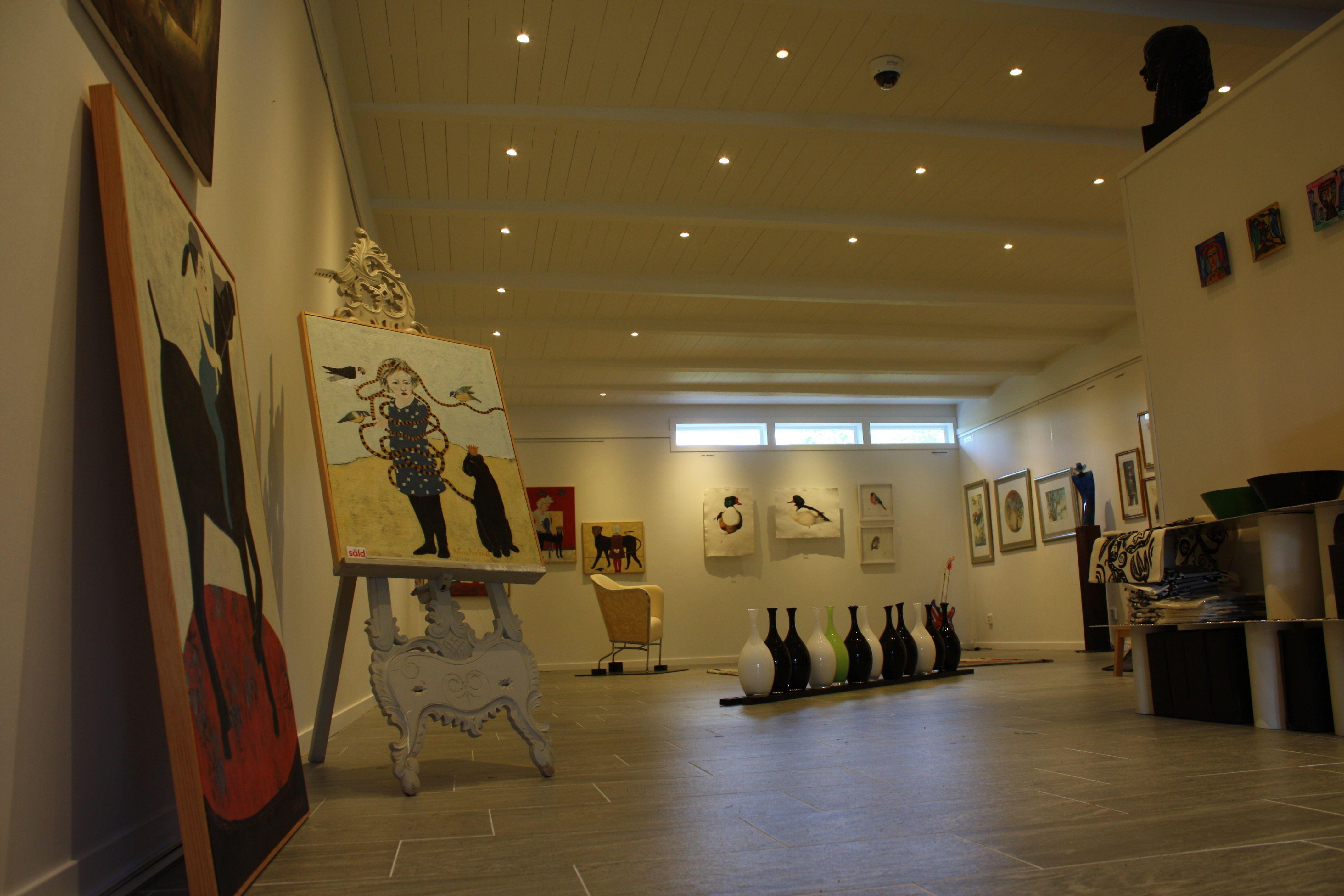 Utställning - Galleri108
