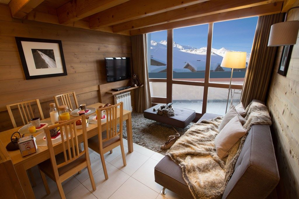 SILVERALP 217 / APARTMENT DUPLEX 4 ROOMS 6 PERSONS - 4 GOLD SNWOFLAKES - ADA