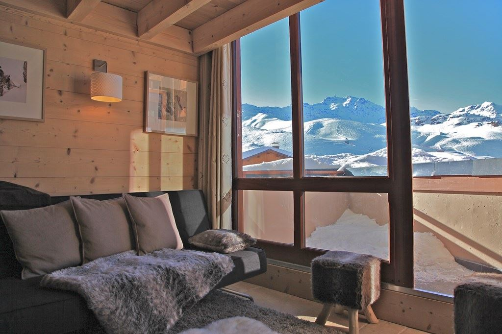 SILVERALP 218 / APPARTEMENT 4 PIECES 6 PERSONNES - 4 FLOCONS OR - ADA