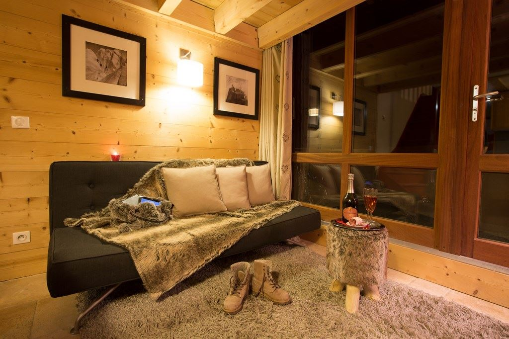 SILVERALP 218 / APARTMENT DUPLEX 4 ROOMS 6 PERSONS - 4 GOLD SNWOFLAKES - ADA