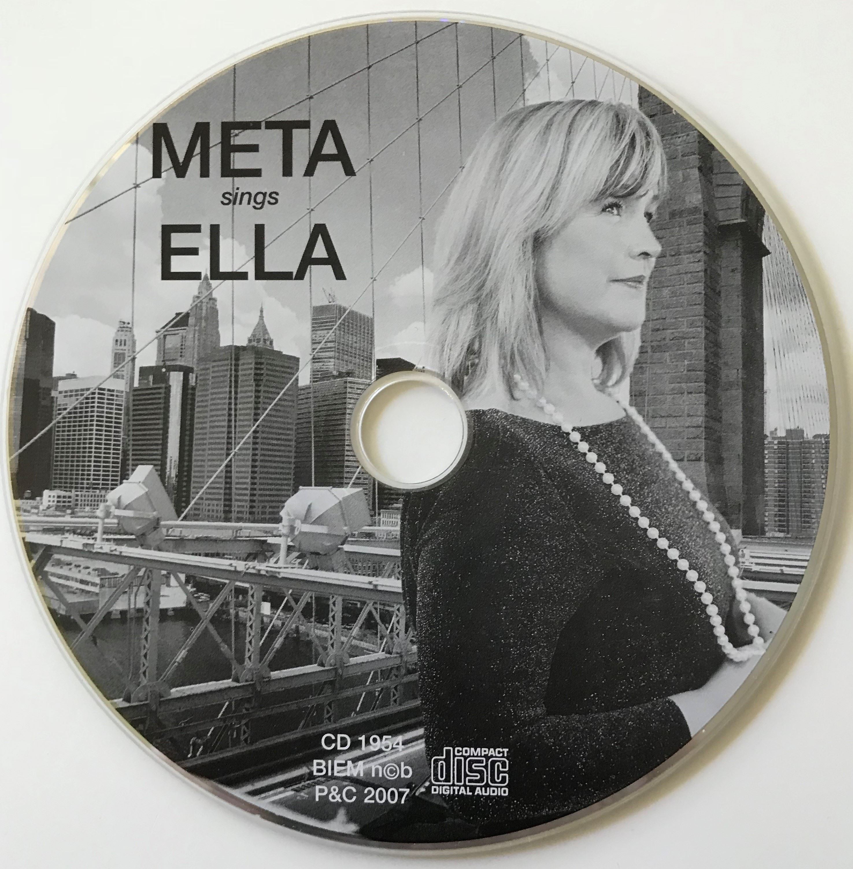 © VisitÖstersund, CD-Skiva