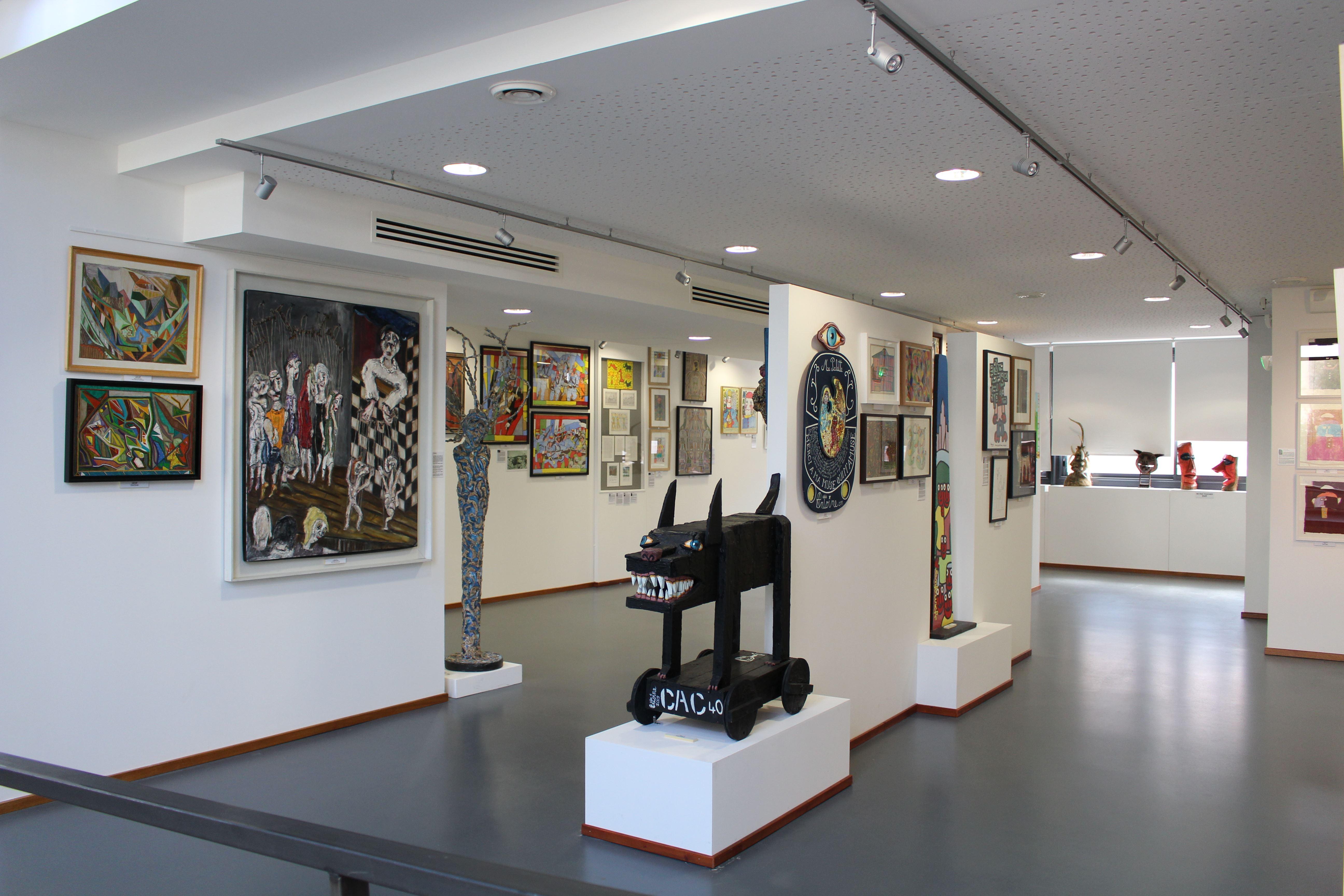 Musée d'Art Brut / Montpellier