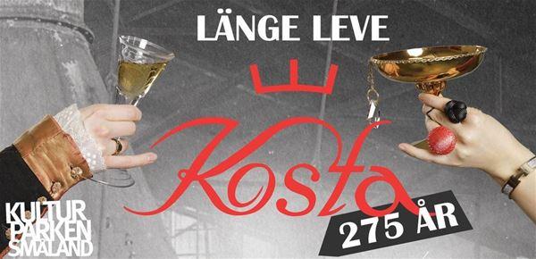 Utställning: Länge leve Kosta!