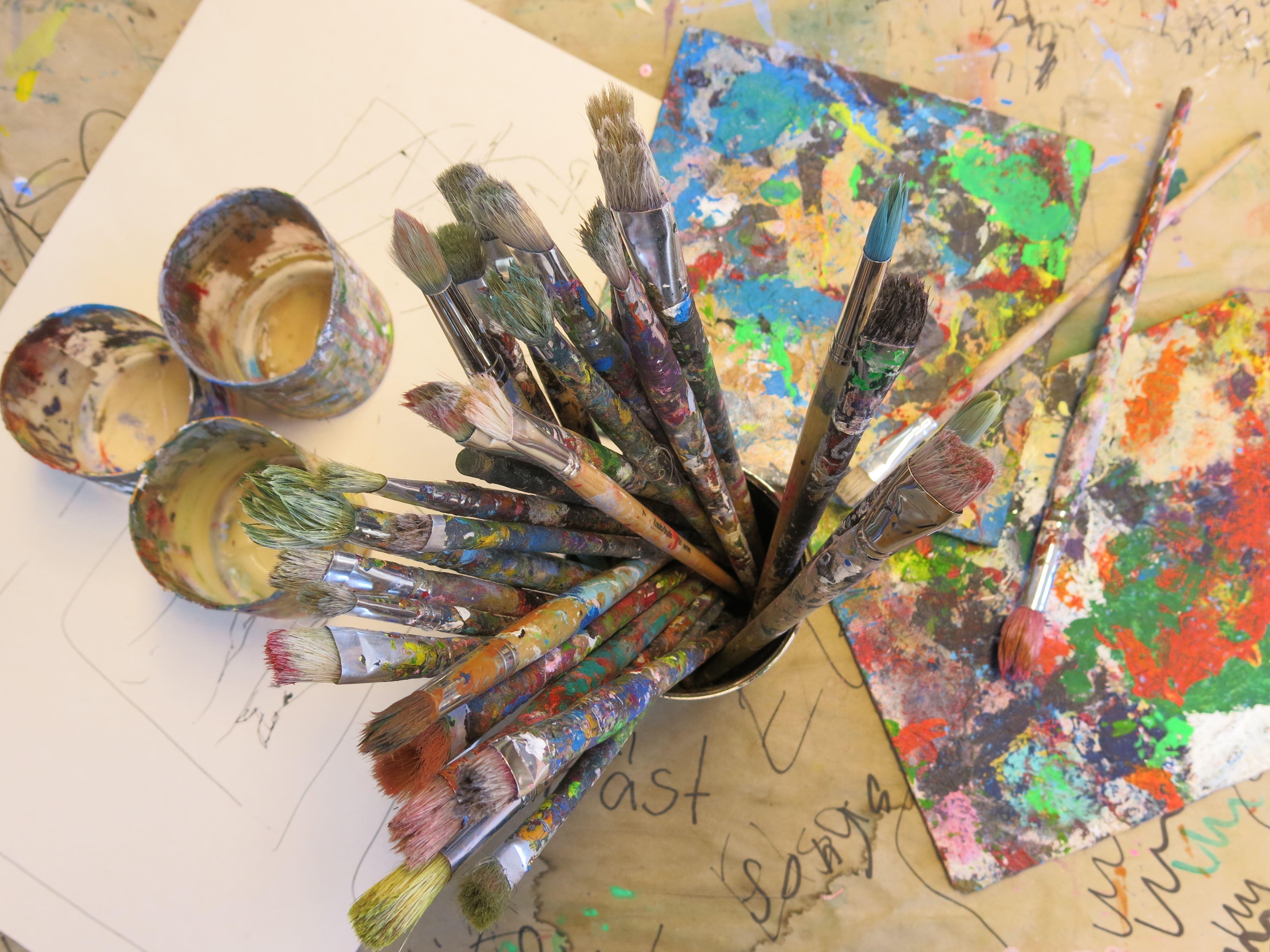 Färg- och formverkstan