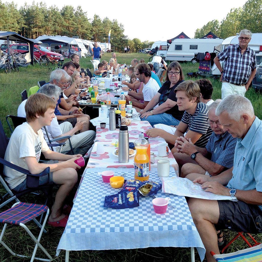 O-Ringen campground