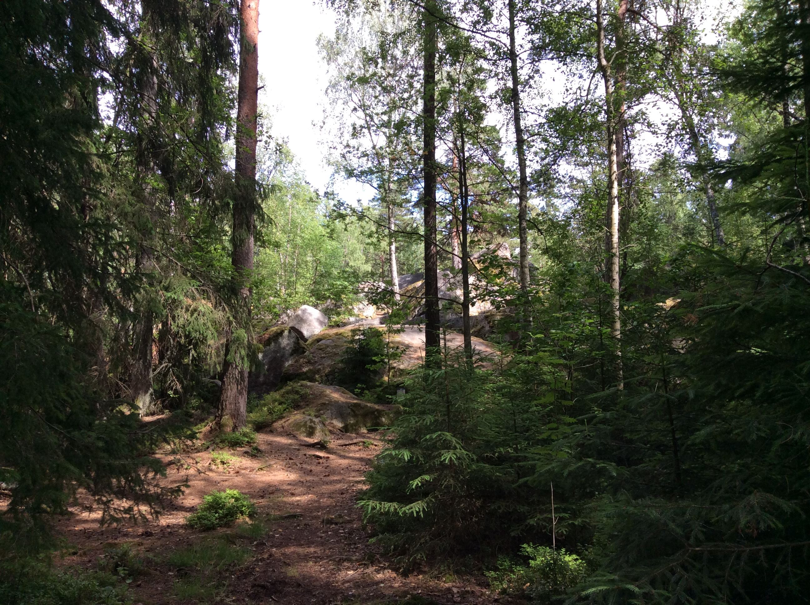 Torsås, Karnaberg- Nature's own adventure center