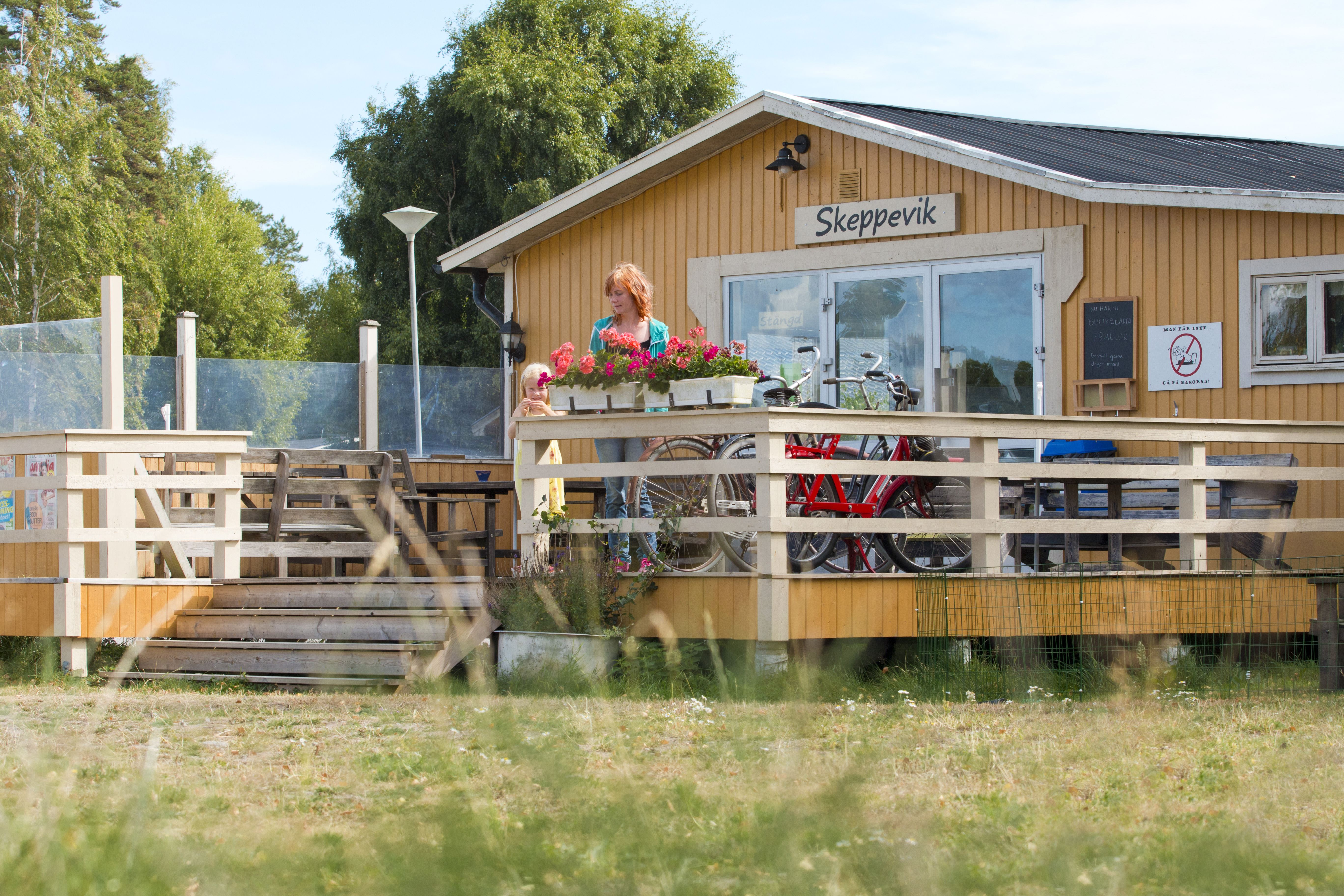 Skeppeviks Café