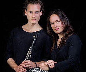 Musik: Concert fantastique - klarinett och ackordeon