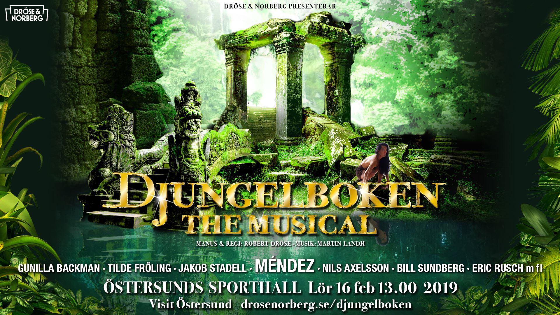 Foto: Dröse & Norberg,  © Copy: Dröse & Norberg, Djungelboken The Musical